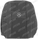 Авточехлы Mercedes-Benz W211 2002-2009 Nika, фото 3