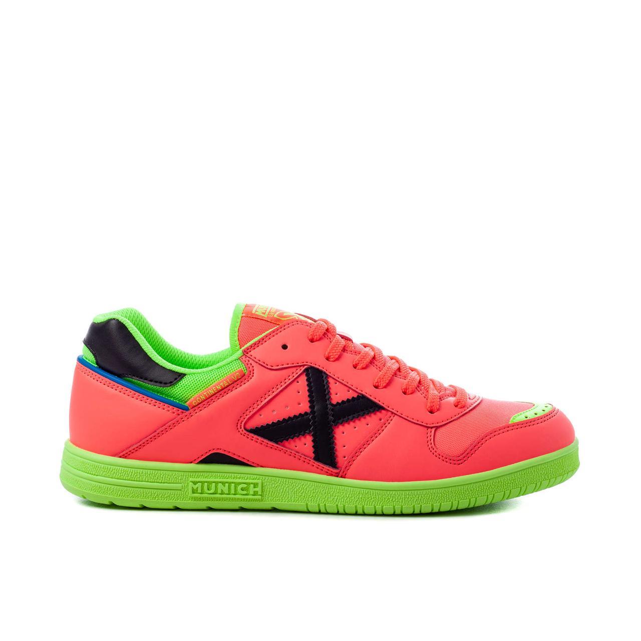 Футзалки MUNICH X CONTINENTAL V2 10  обувь для зала