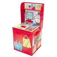 Ящик для игрушек Pop-it-Up игровой Магазин 29x29x62 см (F2PSB15082)