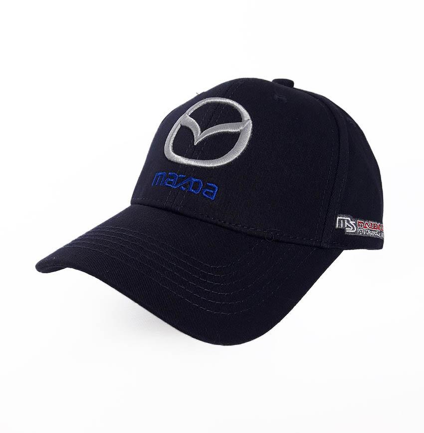 Автомобильная кепка Mazda Sport Line - №3691