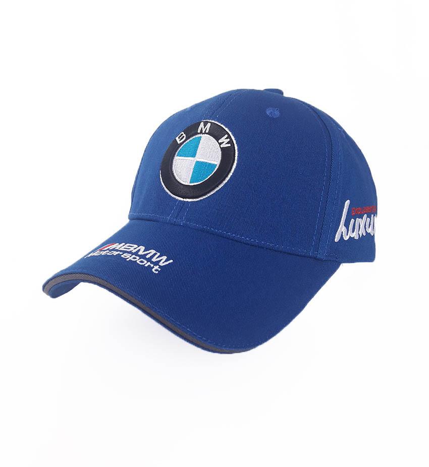 Автомобильная кепка БМВ Sport Line - №3703