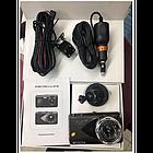 Автомобильный Видеорегистратор DVR E-9 Super HD 2 камеры, фото 3