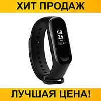 Фитнес браслет Xiaomi Mi Band 3 Black (копия)