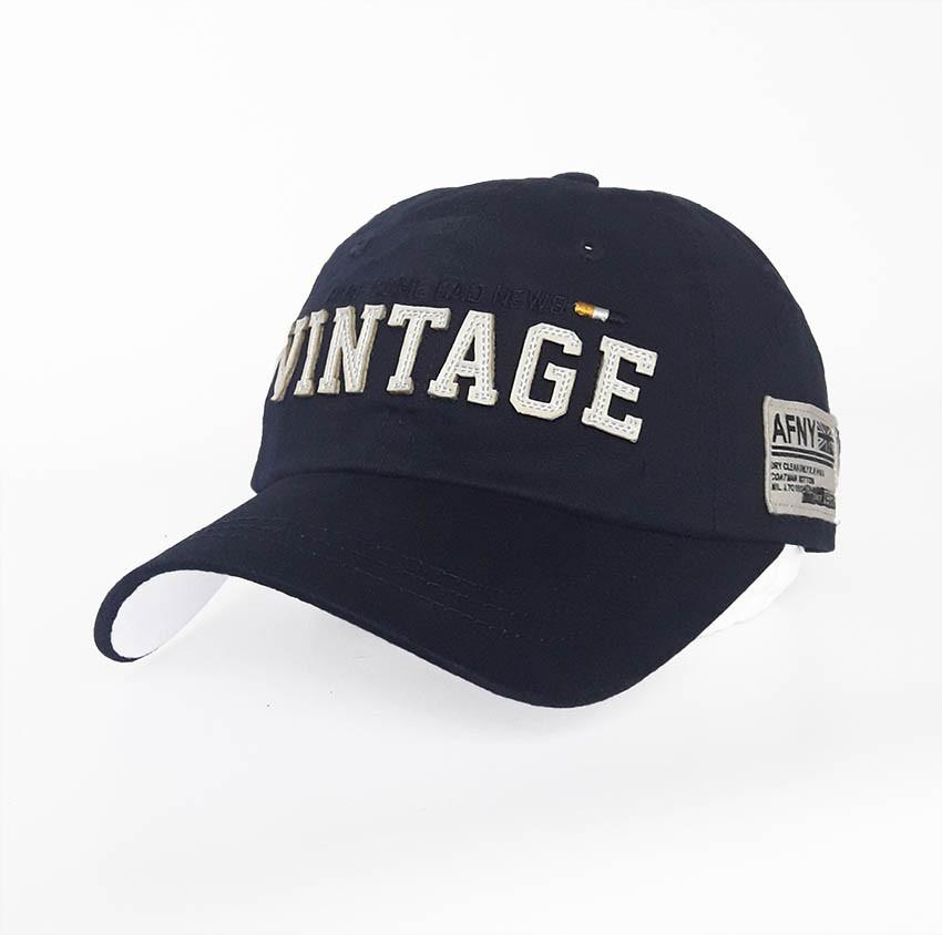 Мужская бейсболка Vintage Sport Line - №3743