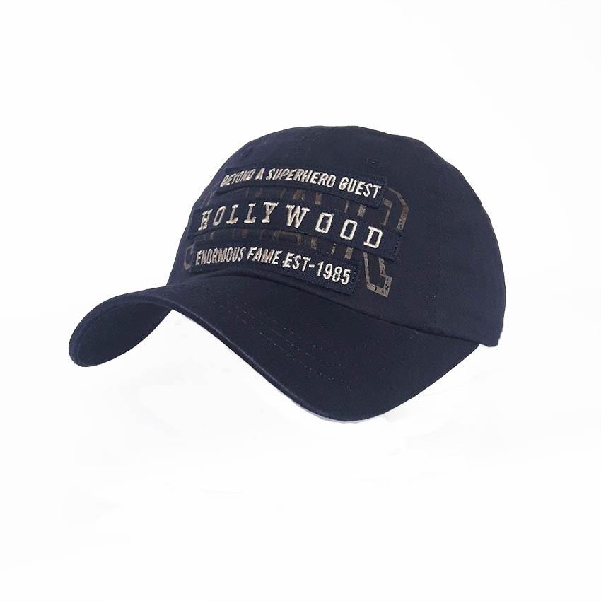 Стильна чоловіча кепка Hollywood - №3767
