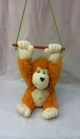 Мягкая игрушка  Обезьяна , фото 1