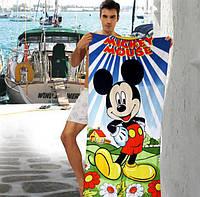 Полотенце с Микки Маусом Sport Line - №3972