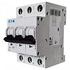 Автоматический выключатель Eaton (Moeller) PL6-C50/3 6кА 3 полюса тип C