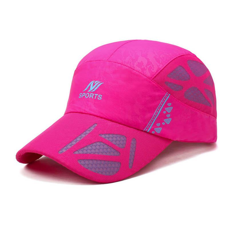 Стильная спортивная кепка SGS - №4134