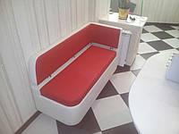 Кухонный диван «Тorino R» с боковой спинкой недорого