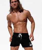 Черные спортивные шорты AQUX - №4330, фото 1