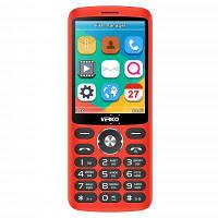 Мобільний телефон Verico Style S283 Red (4713095606915)