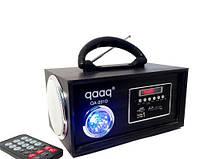 "Портативная акустическая система колонка ""QAAQ"" QA-201D Радиоприемник радио колонка Мощная колонка ""QAAQ"" QA-2"