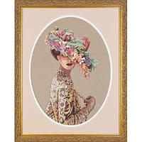 """03823 Набор для вышивания крестом """"Викторианская елегантность//Victorian Elegance"""" DIMENSIONS Gold Collection"""