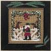 "MHCB174 Набор для вышивания ""Reindeer Ranch//Ранчо оленей"" Mill Hill"