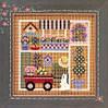 """MHCB139 Набор для вышивания """"Garden Party//Вечеринка в саду"""" Mill Hill"""