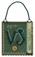 """MH161824 Набір для вишивання """"Capricorn//Козеріг"""" Mill Hill"""