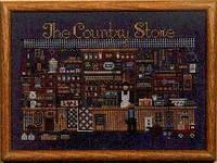 "TG29 Схема ""Country Store//Деревенский магазин"" Told In The Garden"