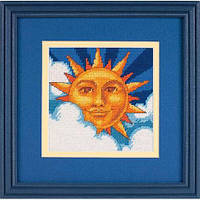 """07218 Набор для вышивания гобеленом """"Небесное солнце//Celestial Sun"""" DIMENSIONS"""