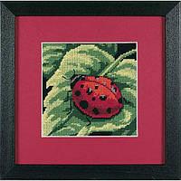 """07170 Набор для вышивания гобеленом """"Божья коровка, Божья коровка...//Ladybug, Ladybug..."""" DIMENSIONS"""