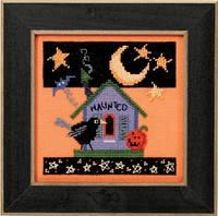 """DM303103 Набор для вышивания """"Haunted Crow//Заколдованная ворона"""" Mill Hill"""