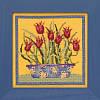 "DM301913 Набор для вышивания ""Tulips//Тюльпаны"" Mill Hill"