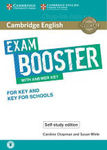 Cambridge English Exam Booster for Key and Key for Schools Self-Study Edition with Answer Key / Книга