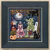 "MH149206 Набор для вышивания ""Halloween Night//Ночь Хэллоуина"" Mill Hill"