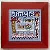 "MH148306 Набор для вышивания ""Jingle Bells//Колокольчики"" Mill Hill"
