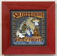 "MH148304 Набор для вышивания ""Silent Night//Тихая ночь"" Mill Hill"