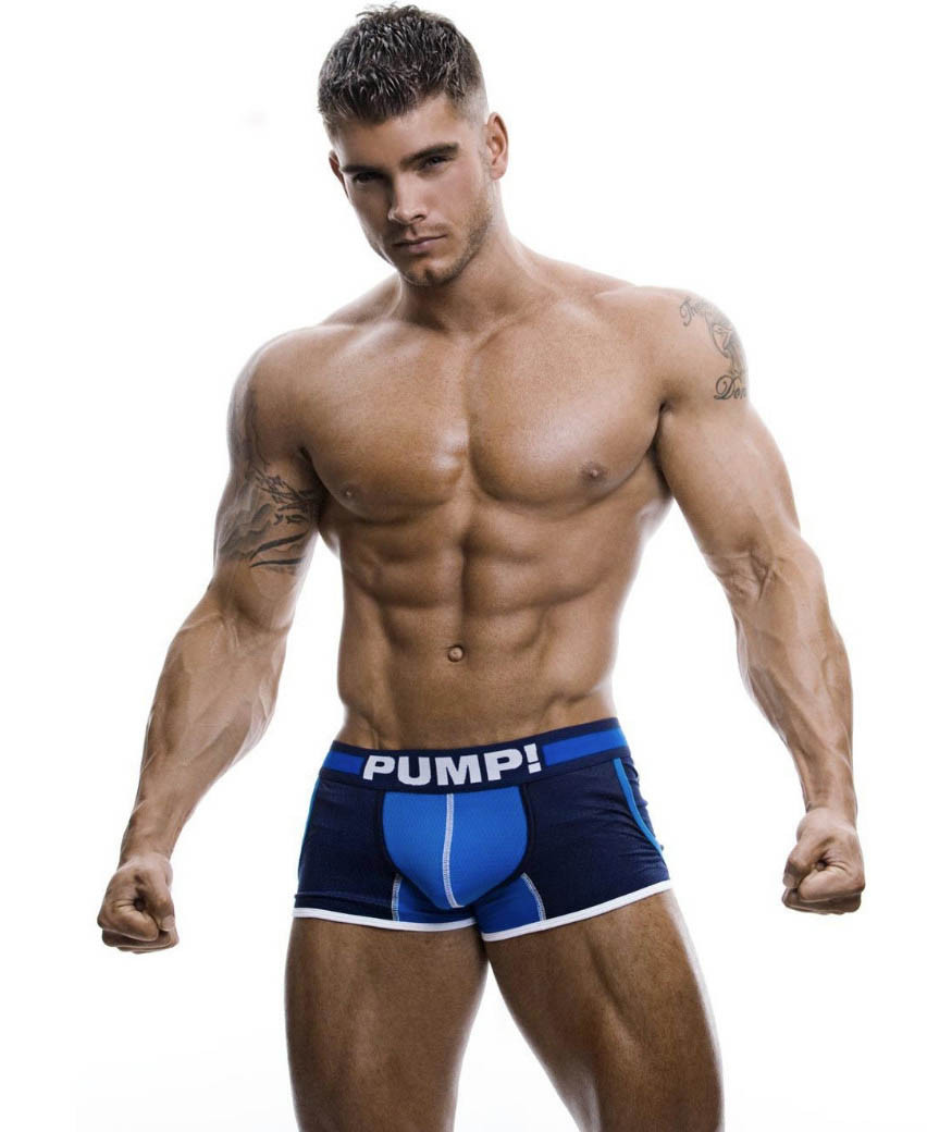 Мужское белье Pump - №4618