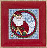"JS149201 Набор для вышивания ""Santa Claus//Санта Клаус"" Mill Hill"