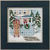 """MH143304 Набор для вышивания """"Holiday Memories//Праздничные воспоминания"""" Mill Hill"""