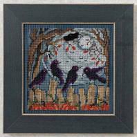 "MH144204 Набор для вышивания ""Ravens//Вороны"" Mill Hill"