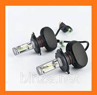 LED лампы для авто Xenon S1 (без радиатора) H4 Ксенон