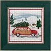 """MH143305 Набор для вышивания """"Family Tree//Семейное дерево"""" Mill Hill"""