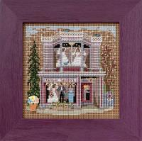 "MH145102 Набор для вышивания ""Bridal Shoppe//Свадебный магазин"" Mill Hill"