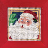 "MH145306 Набор для вышивания ""Jolly St. Nick//Святой Николай"" Mill Hill"