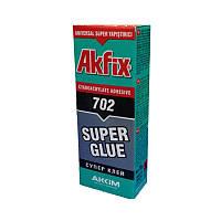 "Клей ""702"" 20 г Akfix"