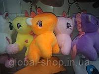 Милые зверята брелки на детскую сумку портфель,на ключи , 11 разновидностей, фото 4