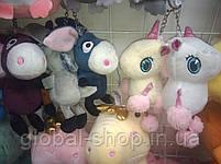 Милые зверята брелки на детскую сумку портфель,на ключи , 11 разновидностей, фото 6