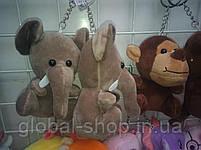 Милые зверята брелки на детскую сумку портфель,на ключи , 11 разновидностей, фото 10