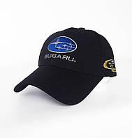 Автомобильная кепка Subaru Sport Line - №3729