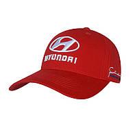 Автомобильная бейсболка Хюндай Sport Line - №4822