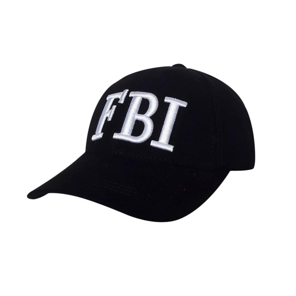 Мужская кепка FBI - №4887