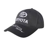 Кепка с логотипом Toyota Sport Line - №5016
