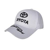 Бейсболка с логотипом авто Toyota Sport Line - №5017