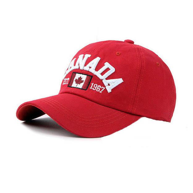 Чоловіча бейсболка Canada SGS - №5137