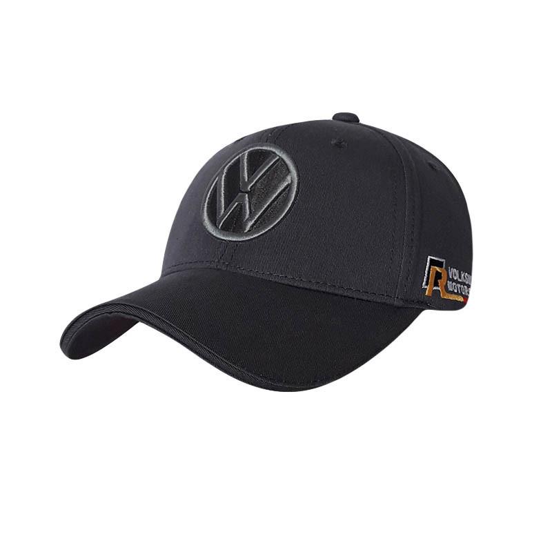 Бейсболка с логотипом автомобиля Volkswagen Sport Line - №5154