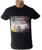Брендовая футболка PUBG - №5204